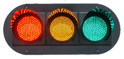 traffic light horizontal