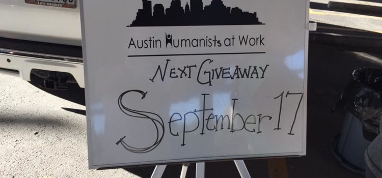 What We Need for the September 17th giveaway!