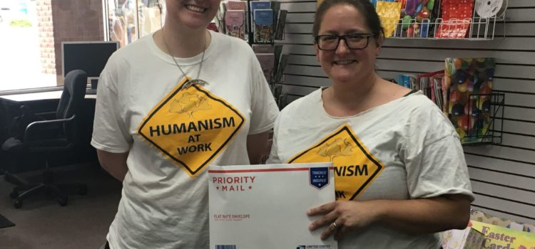 Austin Humanists at Work Recieves 501(c)(3) Nonprofit Status