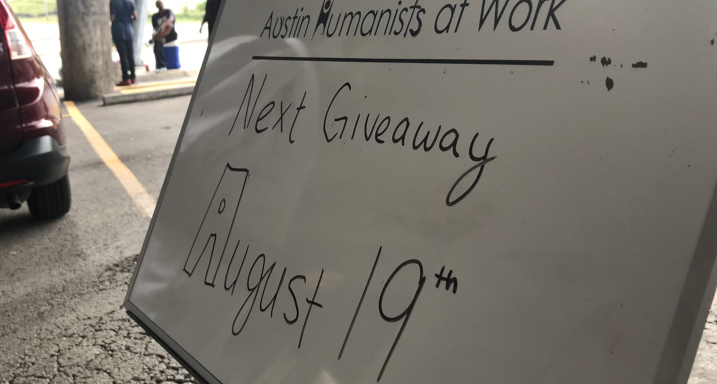 Our Next Giveaway - August 19th