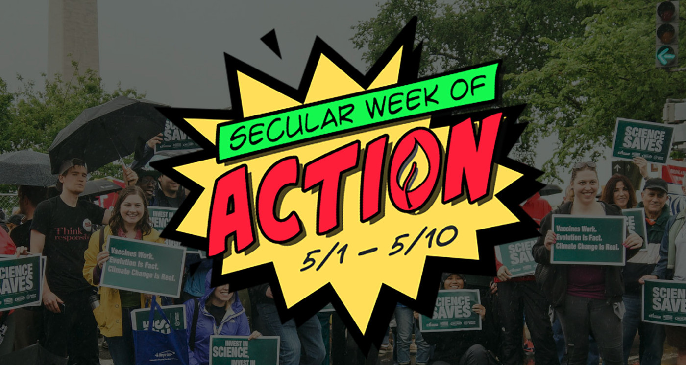 Austin Humanists at Work and the Secular Week of Action