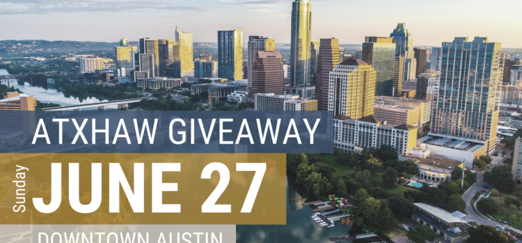 What we need for the June 2021 Giveaway — sunscreen, food, tents and more